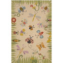 Classic Critters Rug, Frogs And Bugs Nursery Decor | Frogs And Bugs Wall Decals | ABaby.com