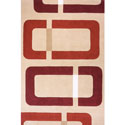 Great Geometrics Rug, Novelty Rugs | Cheap Personalized Area Rugs | ABaby.com
