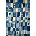 Shades of Blue Rug, Nursery Rugs | Baby Area Rugs | Baby Room Rugs | ABaby.com
