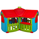 The Grand Villa, Outdoor Playhouse | Kids Play Houses | Kids Play Tents | ABaby.com