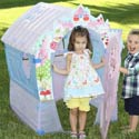 Princess Ice Castle House, Outdoor Playhouse | Kids Play Houses | Kids Play Tents | ABaby.com