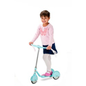 Princess Jeweled Scooter, Kids Ride on Toys | Bikes | Helmet | Activity Cars