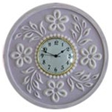 Tropical Hibiscus Wall Clocks, Nursery Clocks | Kids Wall Clocks | ABaby.com