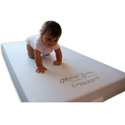 Little Dreamer Foam Crib Mattress, Cradle Mattress | Custom Baby Crib Mattress | ABaby.com