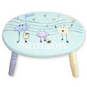 Musical Family Stool, Personalized Kids Step Stools | Step Stools for Toddlers | ABaby.com