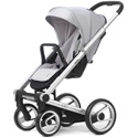 Igo Lite Stroller with Silver Frame, Baby Strollers | Baby Carriages | Umbrella | Double