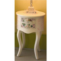 Mosaic English Rose Night Table, Kids Night Tables | Toddler Night Stand | ABaby.com