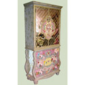 Bohemian Mosaic Armoire, Children's Armoire | Children Armoires Wardrobe | ABaby.Com