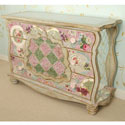 Bohemian Mosaic Drawer Chest