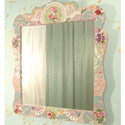 Madison Mosaic Mirror, Baby Nursery Mirrors | Decorative Mirror | ABaby.com