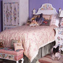 Rosedale Mosaic Bed, Childrens Beds | Girls Twin Bed | ABaby.com