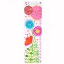My Garden Personalized Growth Chart, Personalized Baby Growth Chart for Girls & Boys