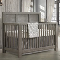 Rustico 4-in-1 Convertible Crib, Baby Cribs | Modern | Convertible | Antique | Vintage