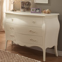 Allegra 3 Drawer Dresser, Children's Dressers | Kids | Toddler | ABaby.Com