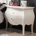 Allegra Nightstand, Night Tables | Kids Night Stands | Childrens Nightstands | ABaby.com