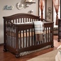 Avalon Convertible Crib, Antique Baby Crib | Cradle | Designer Convertible Cribs | ABaby.com