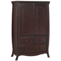 Bella Armoire, Dress Up Armoire | Nursery Armoire | Kids Armoire | ABaby.com