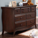 Bella Double Dresser, Children's Dressers | Kids | Toddler | ABaby.Com