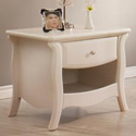 Bella Nightstand, Kids Night Tables | Toddler Night Stand | ABaby.com