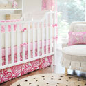 Personalized French Quarter Baby Crib Bedding, Baby Crib Bedding Sets | Bedding Sets for Boys & Girls | aBaby.com