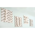 Love Letters, Wall Letter Decals | Custom Baby Name Letters for Nursery Wall