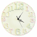 Cut Out Wall Clock, Kids Bedroom Decor | Clocks | Baby Picture Frames | ABaby.com