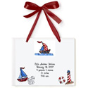 Nautical Birth Certificate, Wall Plaque | Kids | Nursery | ABaby.com