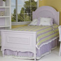 Celine Bed, Childrens Twin Beds | Full Beds | ABaby.com