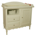 Celine Changer, Baby Changing Table | Changing Tables With Drawers | ABaby.com