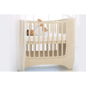 Gentle Waves Convertible Crib, Modern Nursery Crib | Modern Nursery Furniture | ABaby.com