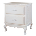Hilary 2 Drawer Nightstand