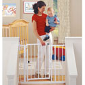 Auto-Close Safety Gate, Baby Care Products and Baby Gear - High Chairs, Strollers, and Baby Monitors