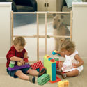Clear Choice Safety Gate XT, Baby Care Products and Baby Gear - High Chairs, Strollers, and Baby Monitors
