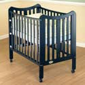 Tian Portable Crib, Antique Baby Crib | Cradle | Designer Convertible Cribs | ABaby.com