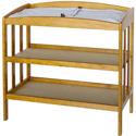 DaVinci Monterey Changer, Wicker Changing Tables | Wood Changing Tables | ABaby.com