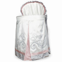 Anna Marie Bassinet, Baby Bassinet Bedding sets, Bassinet Skirts, Bassinet Liners, and Hoods