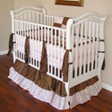 Ashley Crib Bedding, Baby Girl Crib Bedding | Girl Crib Bedding Sets | ABaby.com