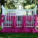 Rosenberry Crib Bedding, Baby Girl Crib Bedding | Girl Crib Bedding Sets | ABaby.com