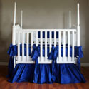 Royal Blue Crib Bedding, Crib Comforters |  Ballerina Crib Bedding | ABaby.com