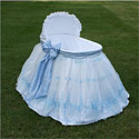 Dawn Bassinet, Baby Bassinet Bedding sets, Bassinet Skirts, Bassinet Liners, and Hoods
