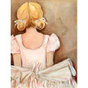 Beautiful Ballerina Wall Art, Girls Wall Art | Artwork For Girls Room | ABaby.com
