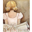 Beautiful Ballerina Wall Art, Canvas Artwork | Kids Canvas Wall Art | ABaby.com