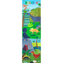 Personalized Dinosaurs Growth Chart, Dinosaurs Themed Nursery | Dinosaurs Bedding | ABaby.com