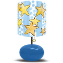 Dots and Stars Lamp, Baby Nursery Lamps | Childrens Floor Lamps | ABaby.com