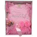 Crowned Princess Baby Gift Box