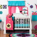 Magical Michayla Crib Bedding Collection, Baby Girl Crib Bedding | Girl Crib Bedding Sets | ABaby.com