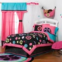 Magical Michayla Twin/Full Bedding Collection, Twin Bed Bedding | Girls Twin Bedding | ABaby.com