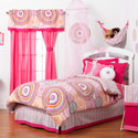 Sophia Lolita Twin/Full Bedding Set, Twin Bed Bedding | Girls Twin Bedding | ABaby.com