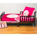 Sophia Lolita Toddler Bedding Set, Girls Toddler Bedding Sets | Little Girl Bedding | Baby
