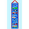 Heroes Growth Chart, Kids Growth Chart | Growth Charts For Girls | ABaby.com